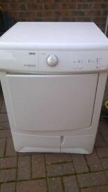 zannusi condesing tumble dryer 7kg