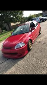 MINTHonda Civic ej9 with b16 swap 37k miles! PRICEDROP