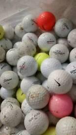 Golf lake balls
