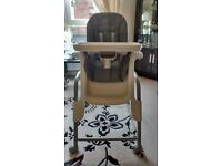 Oxo childs high chair. £30 ono.