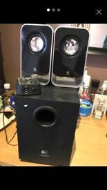 Logitek Speakers