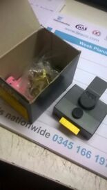 Yale no85 Narrow door lock complete in box unsed .