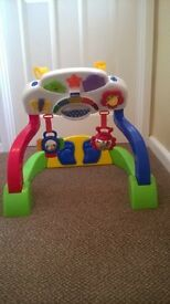 Activity Chicco musical baby toy 6 months - 18 months
