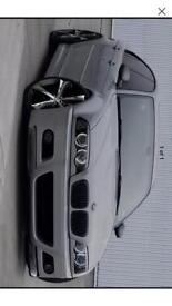 BRAND NEW E46 m3 look front bumper plastic