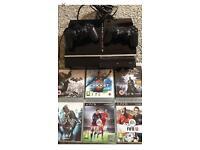 PS3 games console & games bundle