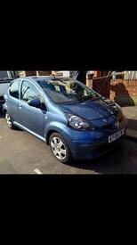 Toyota Aygo 2008 1.0 Litre Manual