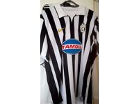 Juventus Del Piero Football Shirt