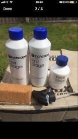 Car paint protection liquid