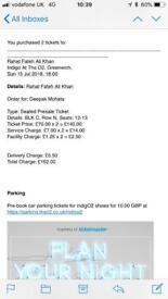 Rahat Fateh Ali Khan Tickets