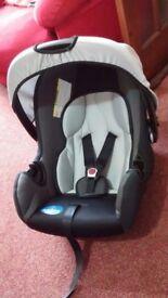 Baby car seat Babystart 0-9 months