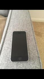 iPhone5 SE space grey 16 gig unlocked with charger.