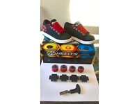 Heelys X2's UK Size 11. Almost Shop Condition.
