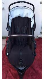 Britax B Smart Buggy Stroller Pushchair