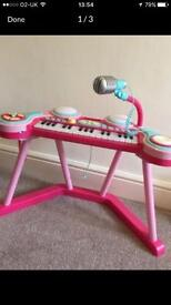 Kids toy piano