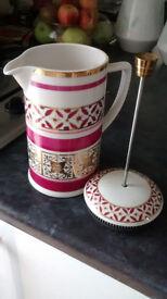 Ceramic Cafetiere