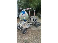6.5hp engine buggy fast