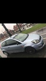 **BREAKING** FORD FIESTA 2006 BLUE 66K MILEAGE
