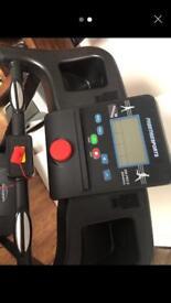 Prestige sport treadmill