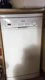 Slimline Bush dishwasher