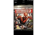 Marvel: Ultimate Alliance 2 (Sony PlayStation 3, 2009)