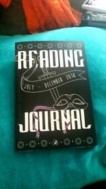 Awesome Reading Journal for book worms!