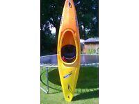Pyranha Acrobat 270 Kayak