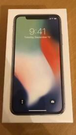 iPhone X '10'