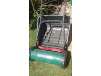 Qualcast push lawnmower