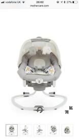 Baby swing by Joie Mothercare Haven 2 in 1