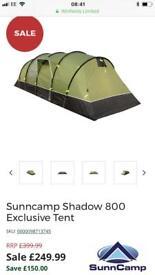 Brand new tent 10 man