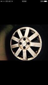 Ford puma alloy wheels