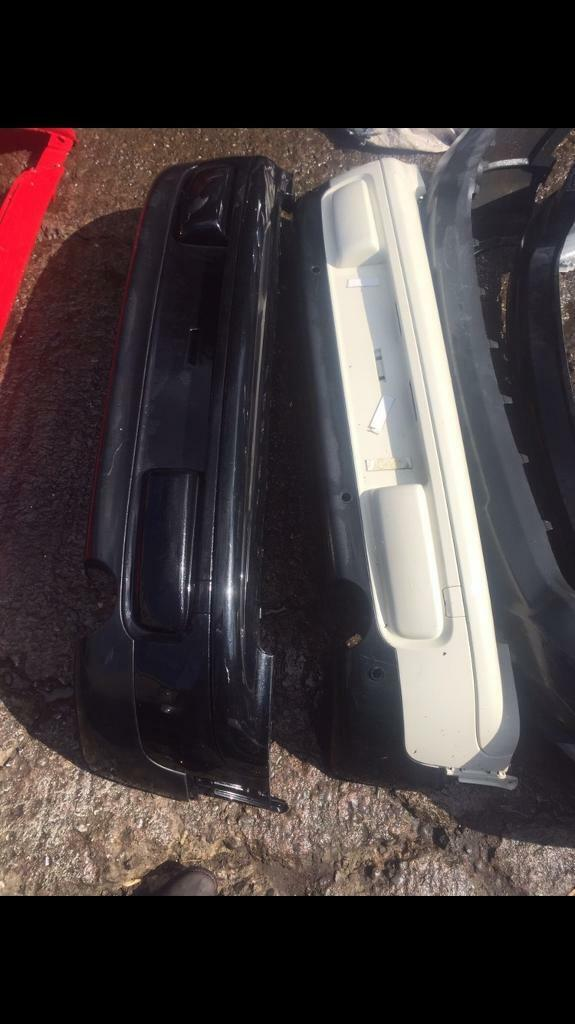 BMW Mini clubman countryman front and rear bumper can post colour choice