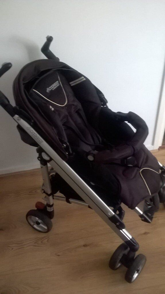 Baby kids pushchair trolley black boy girl very good condition
