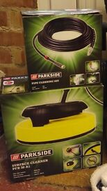 Parkside pressure washer accessories