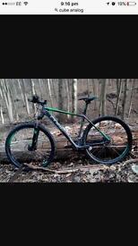 Cube analog (swap) mountain bike