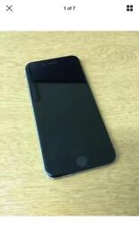 Apple iPhone 6 manufacturer refurbished. Space grey. 64gb. Excellent condition