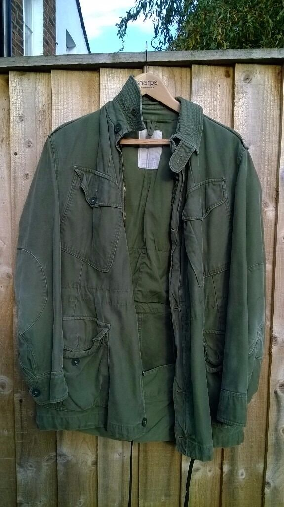 Vintage British army 1960 pattern combat jacket | in Oxford ...