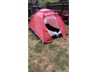 PINK (2 person tent) POP-UP-TENT