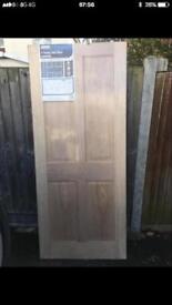 Oak doors x 5 at 33 inch