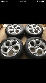 Range Rover sport 20 insh alloy wheels