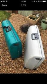 Two Carlton airtec cases