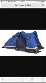 High gear gobi 4 tent
