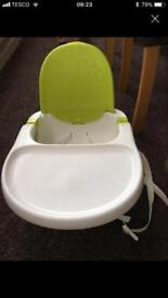 Baby / toddler chair for feeding