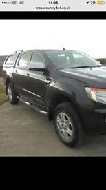 Ford ranger 2013 no vat