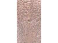 New dark beige carpet the size is 15 ft x 3 ft 7 ins