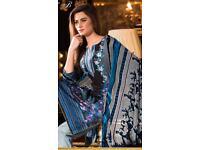 Pakistani Shalwar kameez designer winter plachi wholesale and retail