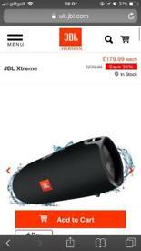 Jbl extreme speaker sound bar audio