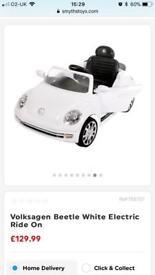 Beetle electric car