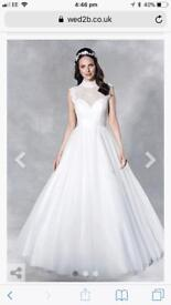 Wed2b blossom wedding dress