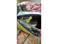 RYOBI MULTI SANDER in bag EMS180RV